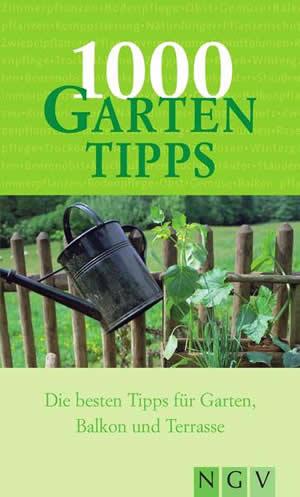 1000 Gartentipps im praktischen E-Book