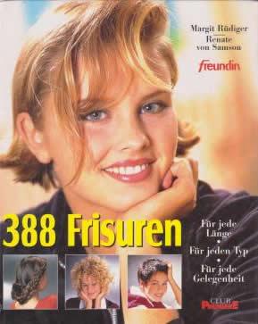 Für den Coiffeur und seine Kundinnen: 388 Frisuren