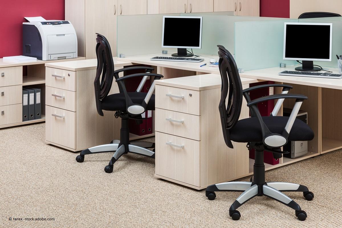 Büromöbel: Gesundheit und eine gute Atmosphäre steigern die Motivation