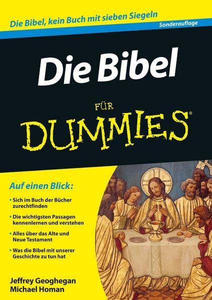 Die Bibel für Dummies - Bibel lesen