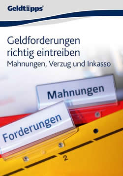 E-Book zum Thema Inkasso