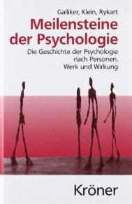Sachbuch: Meilensteine der Psychologie
