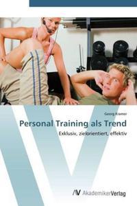 Personaltraining als Trend - Sachbuch