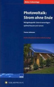 Sachbuch «Photovoltaik, Strom ohne Ende» Thomas Seltmann