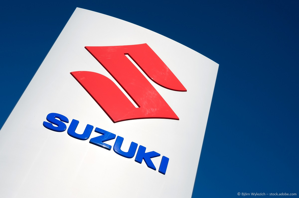 Suzuki, das meist verkaufte japanische Auto in der Schweiz