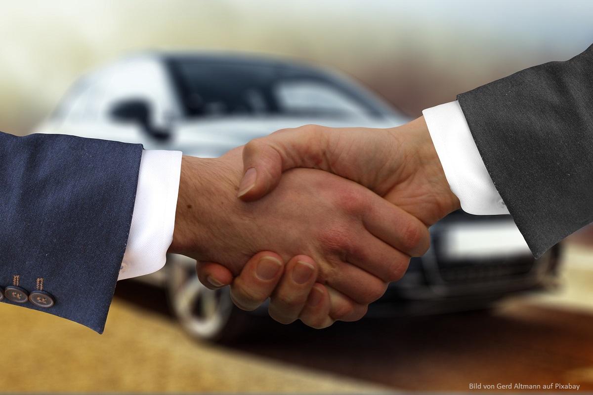 Tipps für den Autokauf - Gefahren im Auge behalten